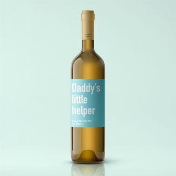 Picture of Daddy's Little Helper Premium White Wine