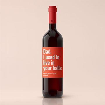 Picture of Balls Premium Red Wine