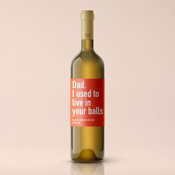 Picture of Balls Premium White Wine